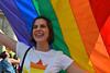Del Padre's Pride! (Colombaie) Tags: roma pride romapride 2018 gay lgbt lgbtqi lazio capitale omosessuale omosessuali eterosessuali lesbica lesbiche famiglia gente persone marciare diritti umani 9giugno arcobalento bandiera rainbow canada ragazza gabriella figlia afs intercultura