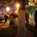 fireworks, fireworks, lights and hugs... thumbnail
