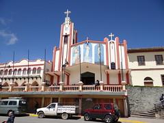 Iglesia Central Cantón Cañar (Oscar Padilla Álvarez) Tags: ecuador