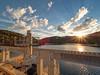 Lovely evening (Petr Horak) Tags: sun olympus sunstar landscape sunset mzuikopro m43 microfourthirds mft sky outdoor czechia europe nature penf