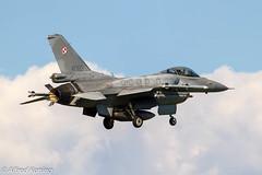 F-16C, 4060, Polen (Alfred Koning) Tags: 4060 epkspoznańkrzesiny exerciseoefening f16fightingfalcon f16c locatie polen tigermeet2018 vliegtuigen