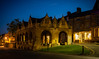 Nighttime in Chipping Campden, Cotswolds (Bob Radlinski) Tags: chippingcampden cotswolds england europe gloucestershire uk night travel tripod nationaltrust listedgradei