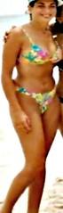 bikini mom (jemingway3) Tags: hot sexy brunette bikini babe swimsuit girl swimwear woman married wife mom milf hotwife lynda rack cleavage legs navel