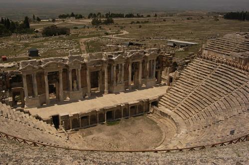 Amphitheatre, Hierapolis