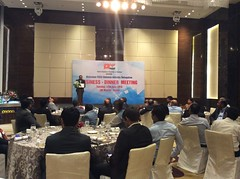 Business - Dinner Meeting with FICCI Defence Industry Delegation (Indian Business Chamber in Hanoi (Incham Hanoi)) Tags: incham inchamhanoi delegationsfromindia