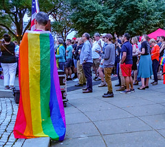 2018.06.12 A Candlelight Vigil to Remember Pulse, Washington, DC USA 03782