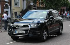 Garda Audi Q7 (161D2126). (Fred Dean Jnr) Tags: southmallcork cork june2018 audi gardasiochana garda q7 30tdi 272hp quattro tip se 161d2126