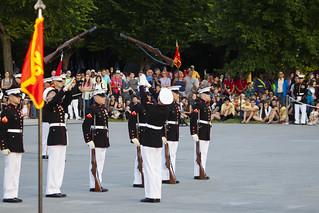 Marine Corps Sunset Parade 12 June 2018  (433)