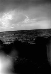 Giant's Causeway 2017- 007 (irishlad031_vintage) Tags: giantscauseway irishlad031vintage irishlad031 irish ireland film vintagephotography coantrim browniecamera boxbrownie blackwhite ulster ulsterisirish