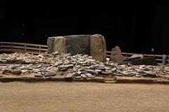 Val d'Aosta - Aosta - Area megalitica di S.Martin de Corleans: tomba numero uno (mariagraziaschiapparelli) Tags: aosta valdaosta areamegaliticadistmartindecorleans corleans stmartindecorleans museo