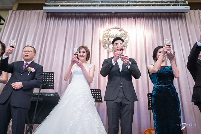 Allen&Alice-台南大億麗緻宴客-婚禮記錄-34
