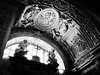 3510 - The arc (Diego Rosato) Tags: arc arco marmo marbel bassorilievo controluce backlight calcata italia italy church chiesa bianconero blackwhite fuji x30 rawtherapee