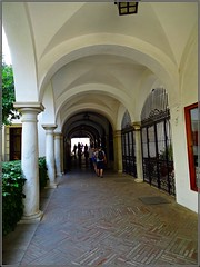 Seville (Spain) (sky_hlv) Tags: plazadelcabildo cabildosquare sevilla seville andalucía andalusia españa spain europe europa city ciudad