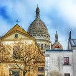 Basilique Sacré-Coeur - Paris - France - HIstoric Church - Roman Catholic thumbnail