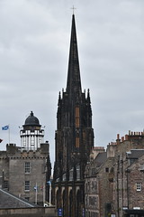 Big Spire (PLawston) Tags: uk britain scotland edinburgh old town spire