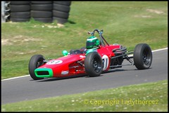 HSCC Cadwell Park - Wolds Trophy 201831 DHF_057000192 (ladythorpe2) Tags: hscc historic formula ford a b supported by carless race fuels association with vital equpment asssociates include avon tyres radio caroline wolds trophy cadwell park near louth lincolnshire 61 glenn eagling lotus 61mx 31 john emery lola t200