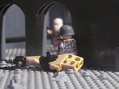 Lego Modern Warfare - Hostage Rescue (studiacs) Tags: lego modern warfare hostage rescue birkcarms brickarms gi brick gibrick eclipsegrafx eclipsebricks military