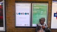 London - Everyone Welcome (June 2018) (Paul-M-Wright) Tags: london everyone welcome poster south kensington underground tube station londonstreet photography windrush west indian sw72nd