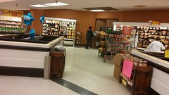 Tucked away (Retail Retell) Tags: kroger clarksdale ms closing closure liquidation sale january 2018 greenhouse 2012 bountiful décor package remodel former millennium store coahoma county retail