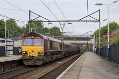 20180526_IMG_4290 (PowerPhoto.co.uk) Tags: dbcargo dbc class66 diesel locomotive 66051 guidebridge 6m77 coaltrain train railway