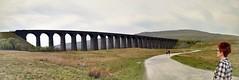 Ribblehead Viaduct (Guy Tyler) Tags: ribblehead ribbleheadviaduct helentyler helenanstee panorama yorkshiredales dales yorkshire