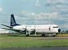 EMA Merchantman (Gerry Rudman) Tags: vickers vanguard merchantman ema east midlands hunting cargo airlines g apes 953c