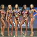 Bikini B 4th Shimi 2nd Dickson 1st Lombardo 3rd Carson 5th Polo