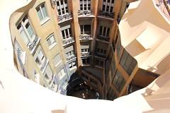 IMG_9454 La Pedrera (Casa Milà) (drayy) Tags: spain barcelona gaudi house apartment apartments building architecture lapedrera casamilà casamila antonigaudí gaudí