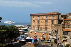 Down by the harbour (zawtowers) Tags: sorrento campania italy italia bayofnaples seaside town resort sorrentine peninsula wednesday 30 may 2018 warm dry sunny blue skies sunshine hot holiday vacation break summer down harbour walk view wow moment