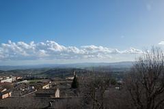 Panorama di Perugia (edoardo.cloriti) Tags: perugia umbria travel nikon nikond3300 dslr photography sky city borghi italy color street panorama landscape vacation sunshine nature sun clouds