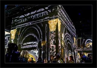 Série Atelier des Lumières : N°10 - Arc de Triomphe -