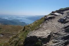 Geology of Ben Lomond (ThatGuyBry) Tags: mountain scotland ben lomond munro hiking geology loch