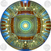 Circulus Sanctorum (TJ.Photography) Tags: mosque interior oman muscat panorama circular islamic art artwork architecture islamicarchitecture islamicart islam muslims worship