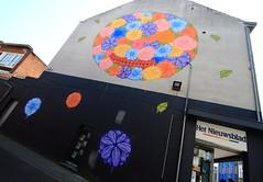 Malines Moensstraat @Mark Goss (Floral Skullball) IMG_0229 (blackbike35) Tags: malines melchelen belgique art artwork de rue aérosol bomb paint graff graffiti street streetart urban public writing artist