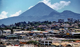 Guatemala City Suburbs