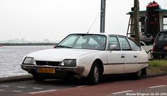 Citroën CX 2000 1978 (XBXG) Tags: 70jlhz citroën cx 2000 1978 citroëncx zaan zaanweg wormerveer nederland netherlands holland paysbas youngtimer vintage old classic french car auto automobile voiture ancienne française vehicle outdoor zuideinde