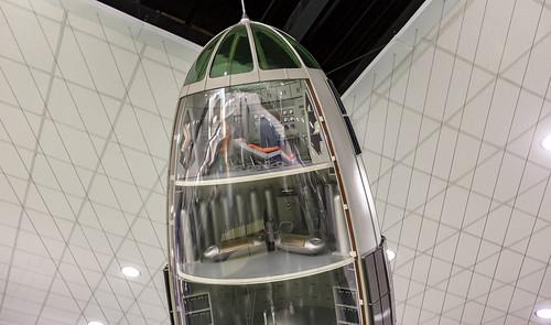Модель космической пилотируемой ракеты К.Э. Циолковского