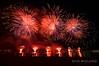 Fireworks over Canberra (Dan Wiklund) Tags: carnberra act australiancapitalterritory australia night longexposure fireworks silhouette servicemen d800 2018 lakeburleygriffin