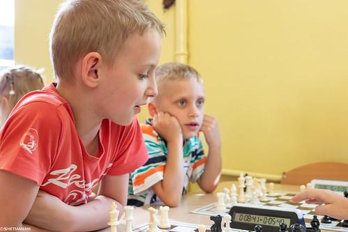 X Szachowe Mistrzostwa Przedszkola Miejskiego Nr 6-29