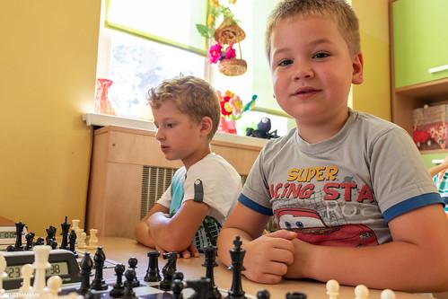 X Szachowe Mistrzostwa Przedszkola Miejskiego Nr 6-4