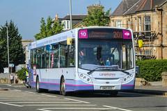 67858 SN13EEZ First Glasgow (busmanscotland) Tags: enviro dennis 67858 ad e300 alexander adl 300 sn13eez enviro300 e30d