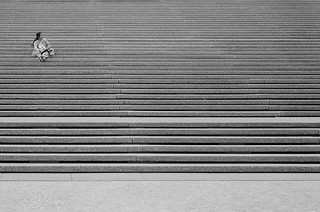 Steps of the Opera House.