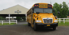East End Bus Lines Inc. #0862P (ThoseGuys119) Tags: eastendbuslines orangecountytransitllc schoolbus maybrookny 2018 propane gasoline birdbus