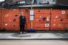 (Kathleen Van Hamme) Tags: bushalte gent sintamandsberg straatfotografie ghent streetphotography