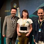 Prix de la meilleure musique originale, avec le soutien de la SACEM, dans la catégorie courts métrages/Best Original Music Award for a Short Film, sponsored by the SACEM: Denis VAUTRIN pour/for