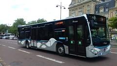 Transdev Montesson Les Rabaux réseau Express Mercedes Citaro C2 DT-683-MZ (78) n°1503 (couvrat.sylvain) Tags: transdev montesson les rabaux mercedesbenz citaro c2 o 530 o530 bus autobus versailles