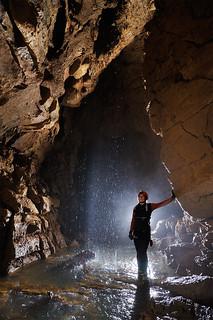 Rivière souterraine de Chauveroche