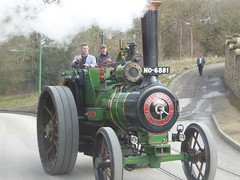 """Burrell Traction Engine 2093 """"Duke of Ongar"""" (Terry Pinnegar Photography) Tags: beamish museum countydurham steam traction engine dukeofongar no6881 burrell 2093 victorian"""
