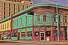 Breakfast Time (Shadow _ Traveler) Tags: albuquerquenewmexico newmexico photography architecturaldesign architecture architecturephotography landscapephotography buildinglandscape buildings building travel travelphotography hdrlovers hdrphotography hdr streets cityscape city citylife streetphotography