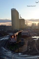 6612-Cañuelas_1 (Ricardo_Tieso) Tags: general motors gr12 6612 cañuelas tren ferrocarril ferroexpreso pampeano